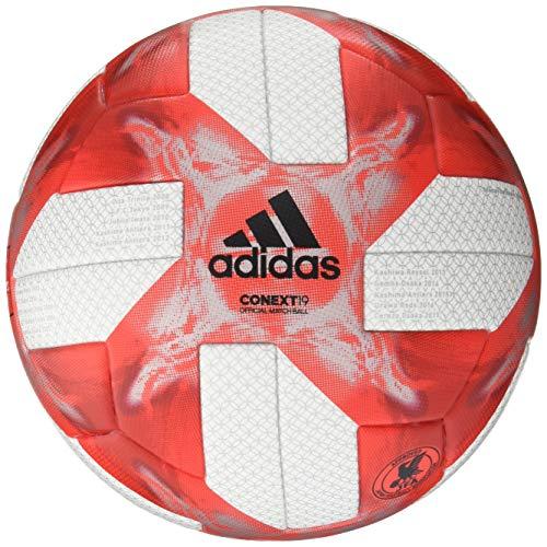 adidas(아디다스) 축구볼 축구공 contact《구토》19 J리그 《루반》 컵 5 호구국제 공인구・검정구 AF500LC