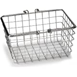 Spectrum Diversified 43070 Wire Basket, Small, Chrome