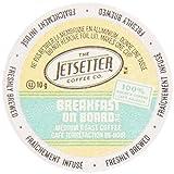 The Jetsetter Coffee Breakfast on Board, 18-Count, 171gm