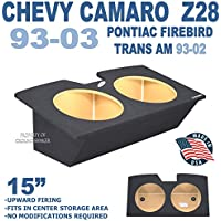 Chevy Camaro Z28 & Pontiac Trans Am Subwoofer Enclosure