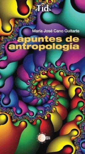 Apuntes de antropologia (Spanish Edition) [Maria Josefa Cano] (Tapa Blanda)