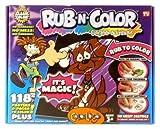 : Rub 'N Color El Grande Activity Kit