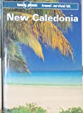 Front cover for the book Lonely Planet New Caledonia by Laurie Fullerton