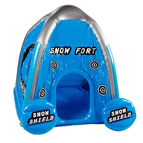 ntd 60 inch Blue Inflatable Snow Fort