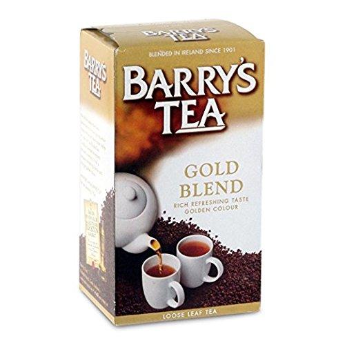 Barrys Gold Blend Loose Tea 250g Pack of 6 Barrys Gold Blend Tea Bags