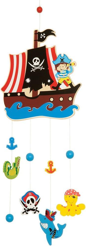Mobile Pirate de bois Inware 22248