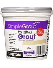 Custom 1-Quart Simple Premium Grout
