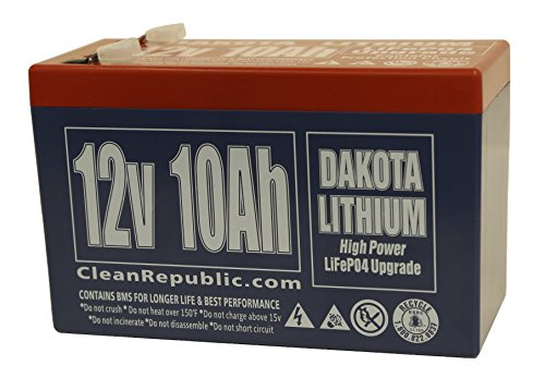 12V External Rechargeable Battery Pack - 4