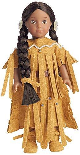 Kaya Mini Doll - Kaya 2014 Mini Doll (American Girl) (Dol Toy) [Paperback]
