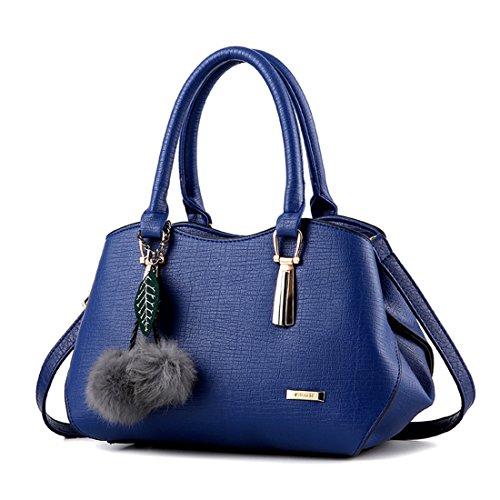 sac qualité Bleu femme Foncé à sac main nouvelle sac haute classique main centrale Dunland 2018 sacs à femme messenger Unité main à O8HFqR