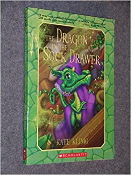 The Dragon In The Sock Drawer Kate Klimo  Amazon Com Books