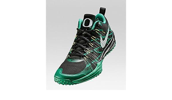 real amazon nike lunar tr1 nrg oregon ducks lunarlon flywire cross training  running shoes size 10 6124400670