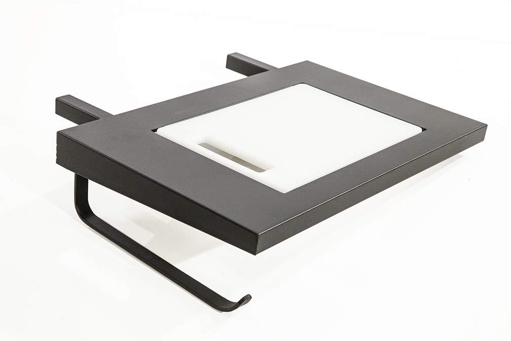 B000CEPAWM Blackstone 5012 Side Shelf, Black 51i1qlniw0L