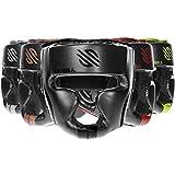 Sanabul Essential MMA Boxing Kickboxing Head Gear (Black, L/XL)