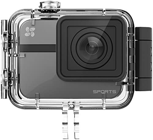 EZVIZ One Action Camera HD 1080P 60FPS WiFi Enabled Grey