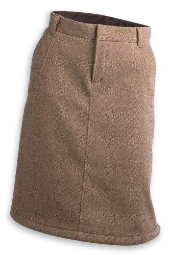 Tatonka style jupe de Laval Lady Polaire Rock, Hazel