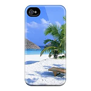 Cases Covers For Iphone 6 Strong Protect Cases - Beach Design