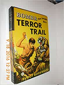 Bomba the jungle boy books