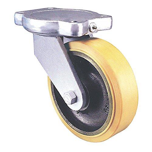 8 Length x 4.2 Width 660 to 2200 lb Capacity Range Revvo Caster TF5 200 RP1G 8 Diameter Phenolic Wheel Plate Caster
