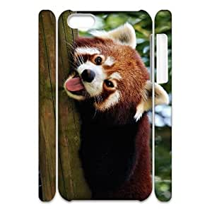 VNCASE Raccoon Phone Case For Iphone 4/4s [Pattern-1]