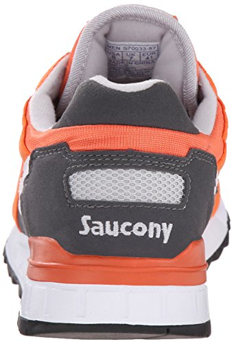 Shadow Retro Sneaker Charcoal 5000 Classic Orange Saucony Originals Men UExqREFX
