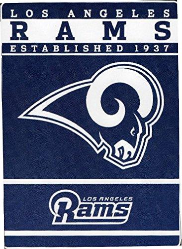 Los Angeles Rams Blanket 60