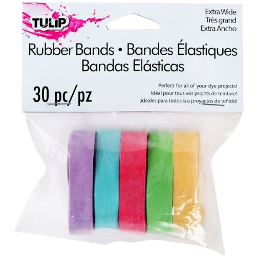 Tulip Rubber Bands 30-pc -