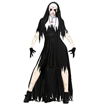 PRTQI Disfraces De Halloween De Horror Adulto Sangriento ...