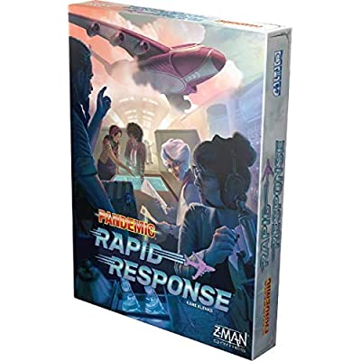 Plaid Hat Pandemic: Rapid Response: Toys & Games