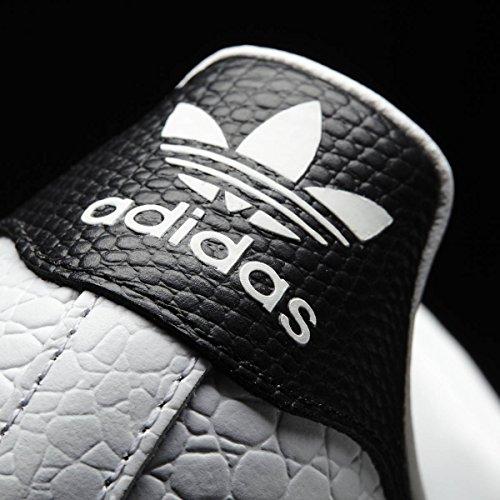 Scarpe adidas Superstar Basket Bianco Animal da Uomo aaBxrnEqR