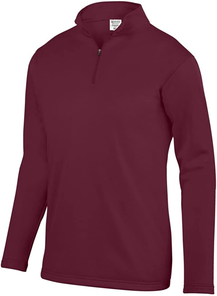 Pack of 3 Augusta Sports Mens Wicking Fleece Pullover