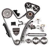 #9: Scitoo Timing Chain Kit W/ Gears Fits 06-08 Suzuki Grand Vitara 2.7L V6 DOHC 24v H27A