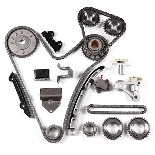 Scitoo Timing Chain Kit W/ Gears Fits 06-08 Suzuki Grand Vitara 2.7L V6 DOHC 24v - Timing Chain Grand Vitara