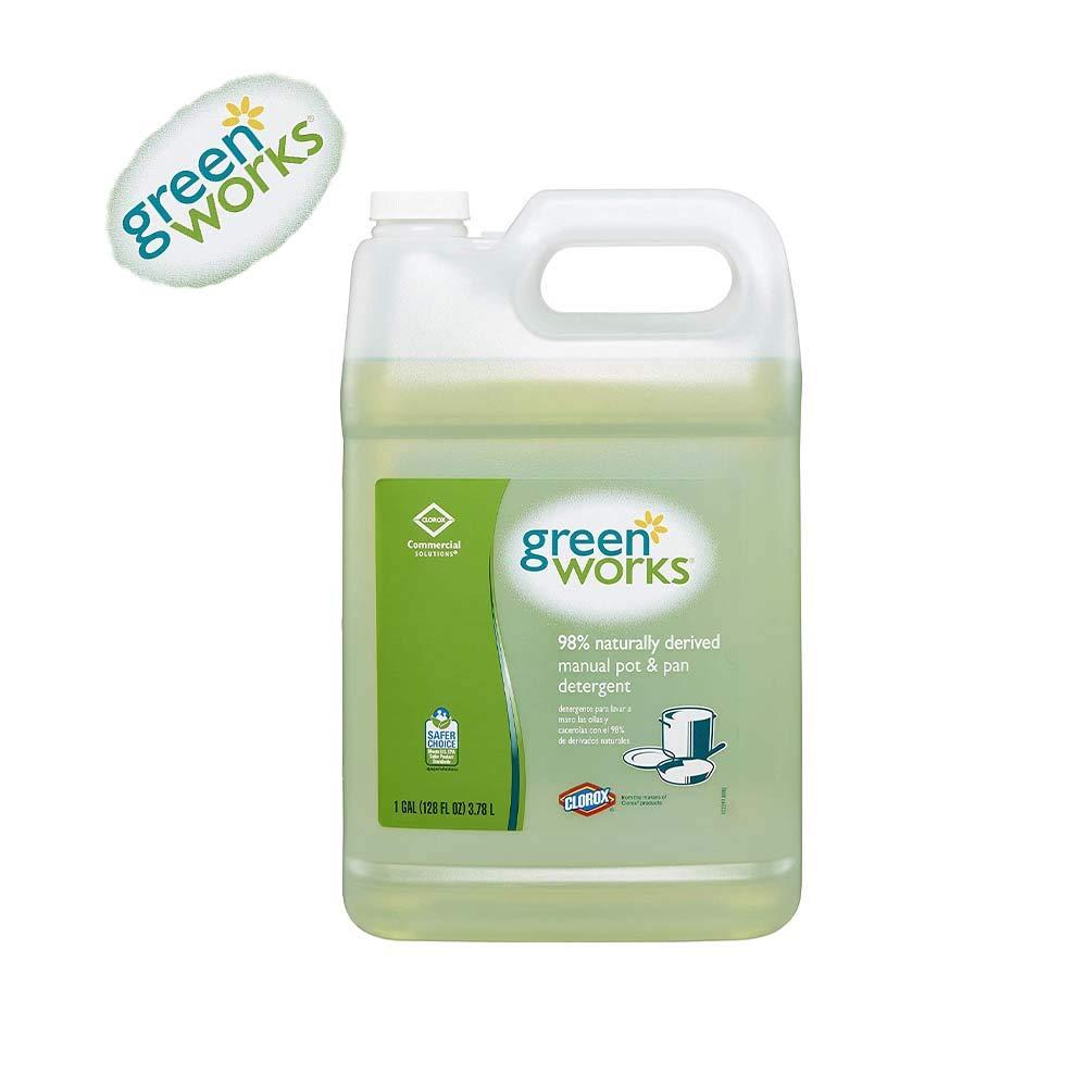 Amazon.com: Green Works - Líquido de lavado manual para ...