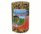 2 PACK Woodpecker Seed Log 40 oz.