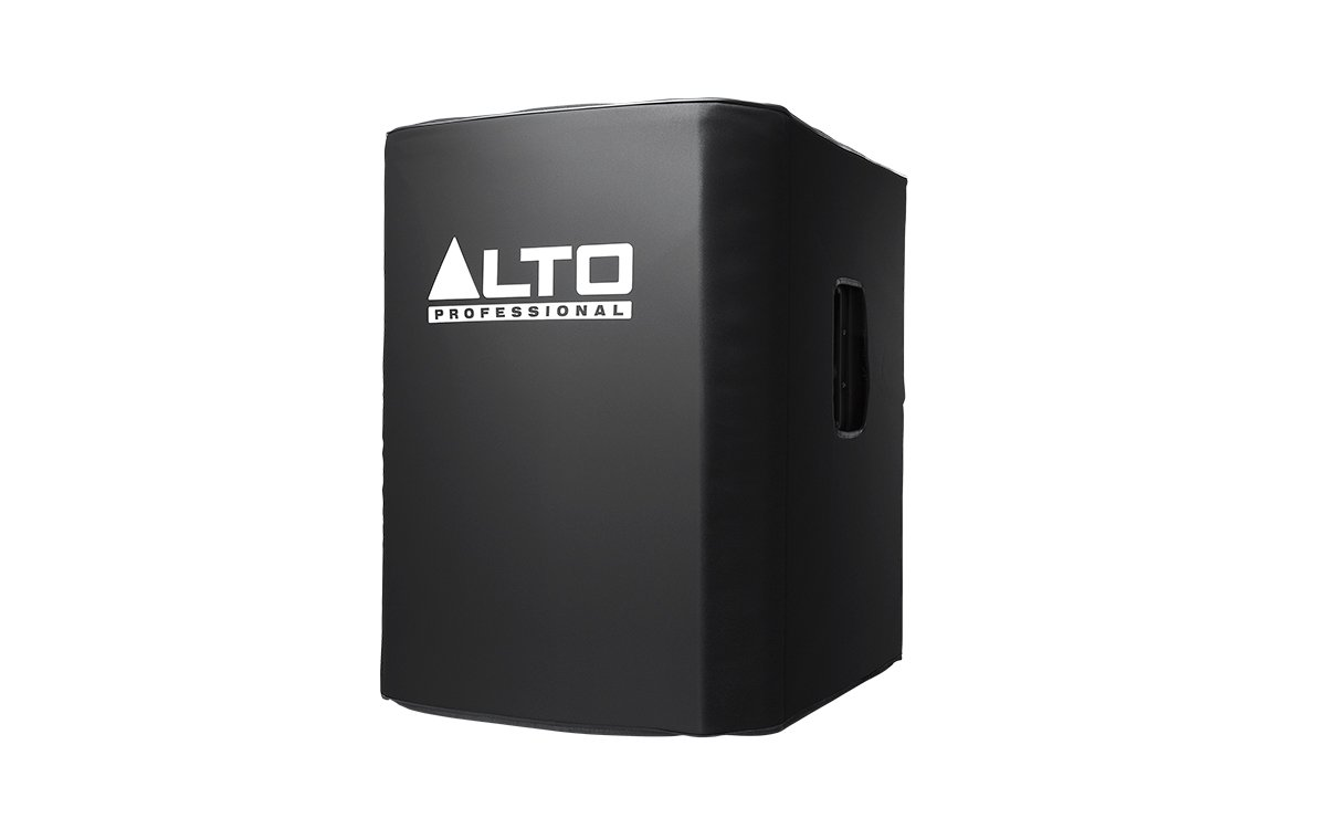 Alto Professional TS218S Cover | Padded Slip-on Cover for Truesonic TS218S Powered Subwoofer