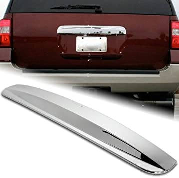 AAL For 03~12 Ford Expedition Chrome 4 Door Handle Upper Lower Tailgate Cover
