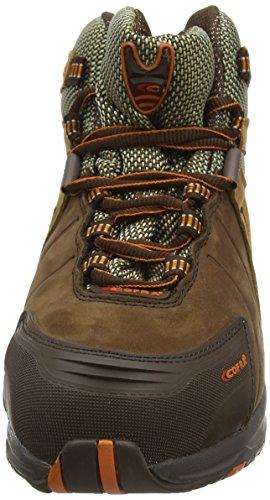 Cofra PJ011-000.W41 Bronx S3 SRC Chaussure de sécurité Taille 41 Marron