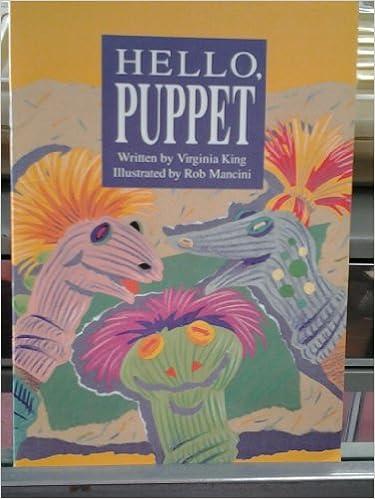 Read Hello, Puppet (Voyages Series) PDF, azw (Kindle), ePub - Ebooks