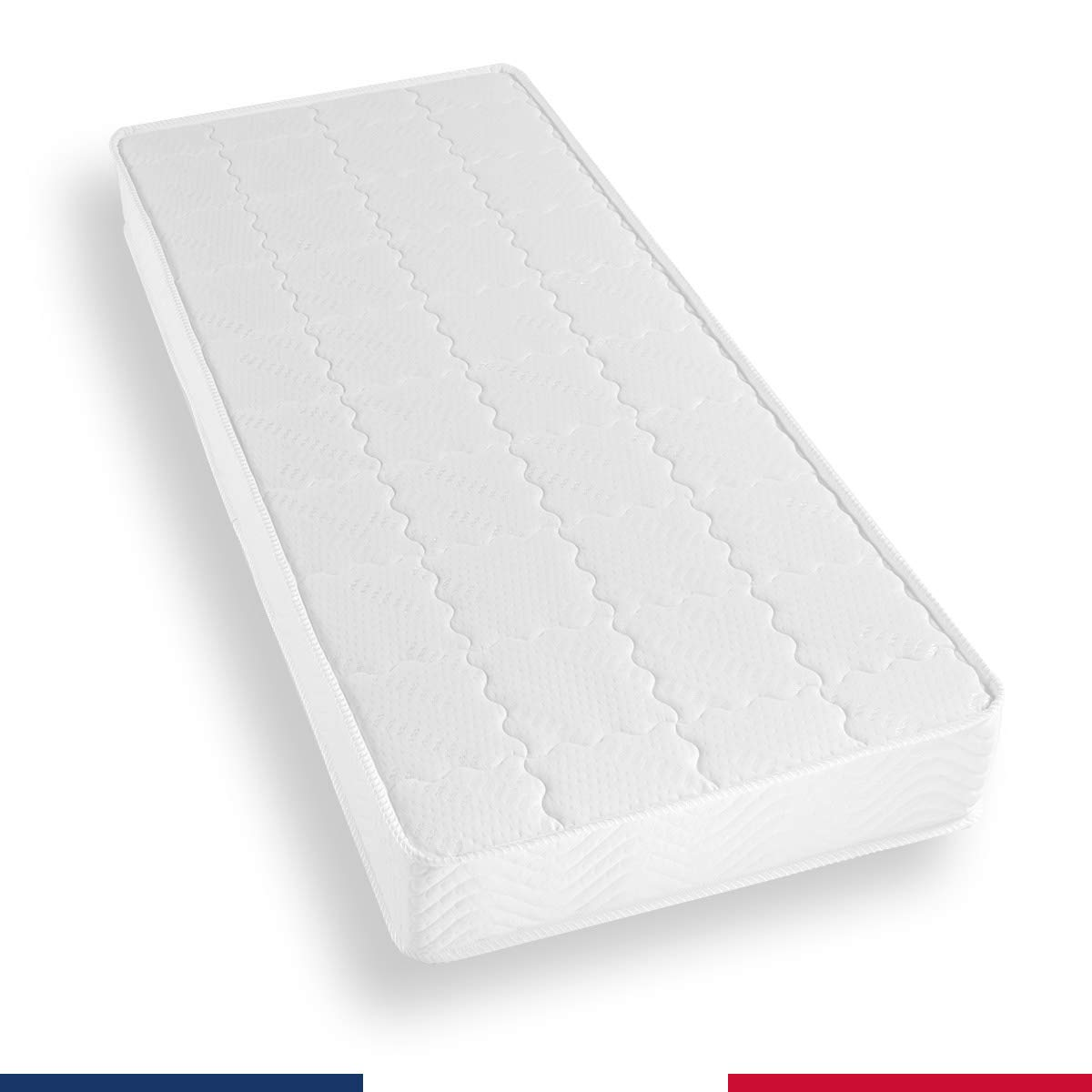 Matelas 60x130 confort medium 12cm