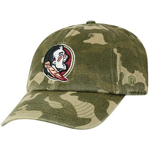 アリ法王表向きFlorida State Seminoles Tide帽子迷彩