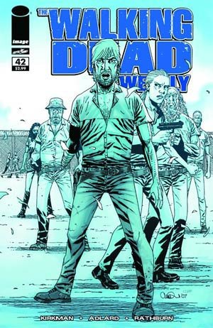 Walking Dead Weekly #42 ebook