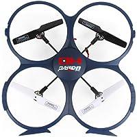 Creazy UDI U818A-1 2.4GHz 4 CH 6 Axis Gyro Headless RC Quadcopter Drone With HD Camera