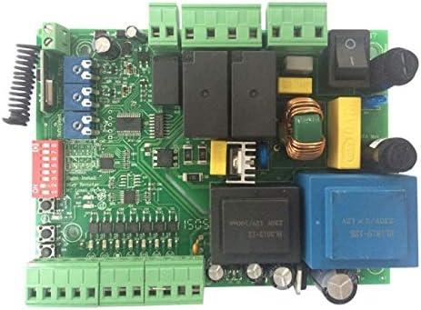 Placa electrónica universal para automoción de puerta corredera ...