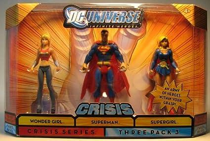 "Super Hero Comic Book Infinite Heroes Figure 3-4/"" DC Black Canary"