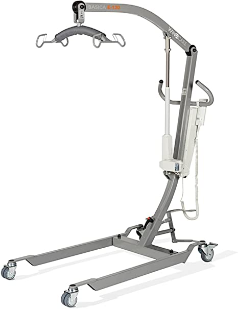 Grúa Eléctrica para pacientes E130 + armes ducha-Unidad: Amazon.es ...