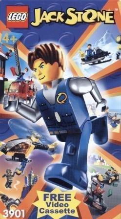 Lego Jack Stone (VHS Video) by LEGO