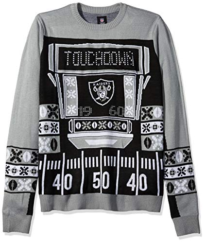 37ef7ff67d Oakland Raiders Ugly Sweaters