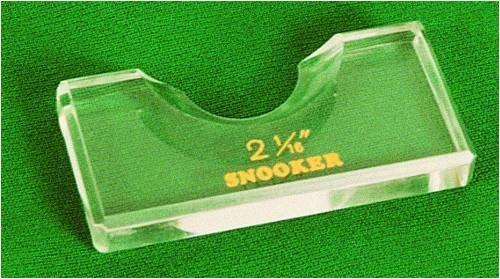 Kugel Markierer Snooker-Postitionsmerker Zubehör
