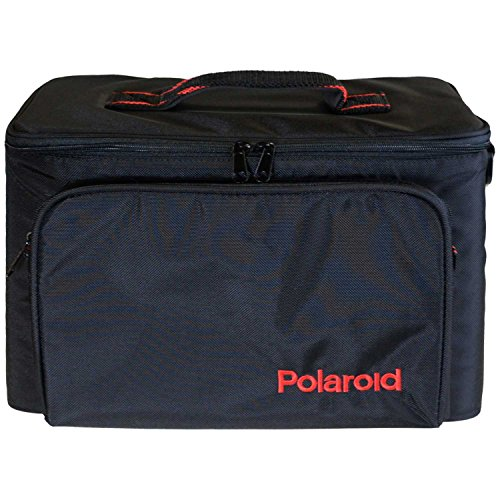 Large Gadget Bag with Handle and Strap by Polaroid